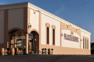 Palacio de Bornos foto 2
